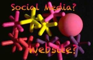 Maximise exposure | Website | Social Media synchronised