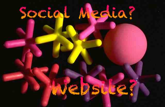 Maximise exposure | Website | Social Media synchronised