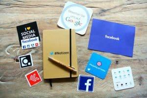 Social Media or Website