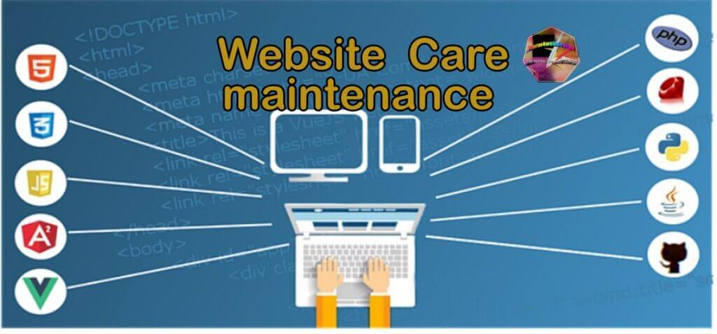 website care Maintenance