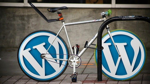 website builder with WordPress.org